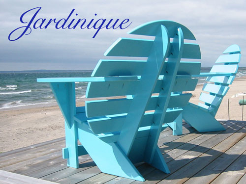 Aquamarine Lodge Chair