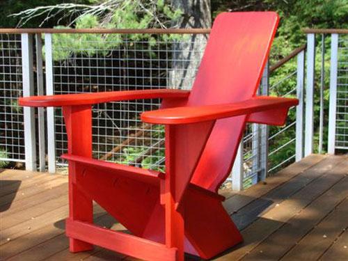 Westport Chair on Lake George, NY