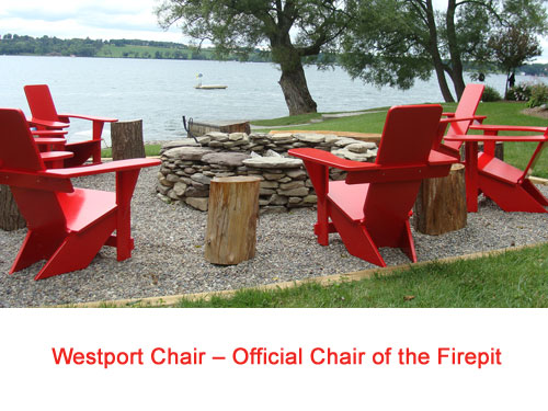 Westport Chair – Official Chair of the Firepit