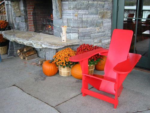 Westport Chair at Lake Placid Lodge