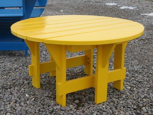 Yellow Lodge Table